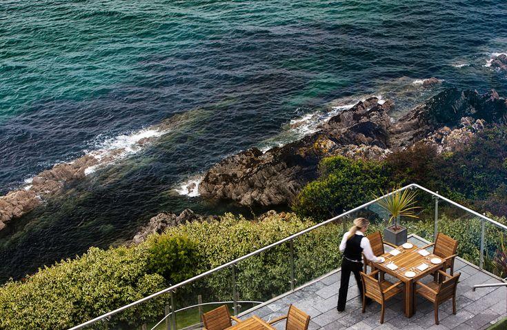 Cliff house hotel ardmore hotel luxury adventure