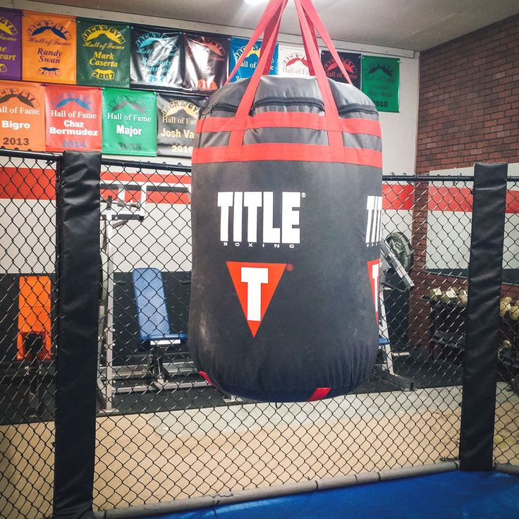 In virtually every single combat sports training facility across the globe. You can ( or at least should) find heavy bags there. Just as gloves are to figh
