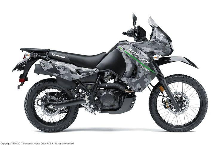2017 Kawasaki KLR650 for sale in Victoria, TX   Dale's Fun Center (866) 359-5986