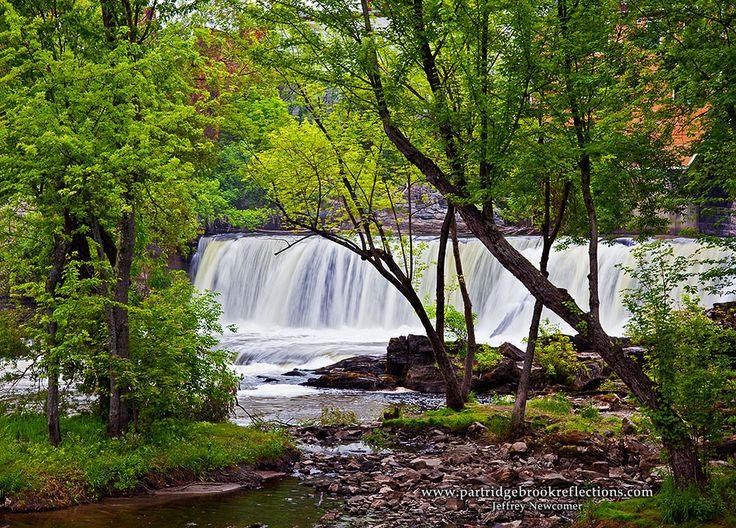 https://flic.kr/p/86fYHz   Otter Creek Falls   Middlebury, Vermont