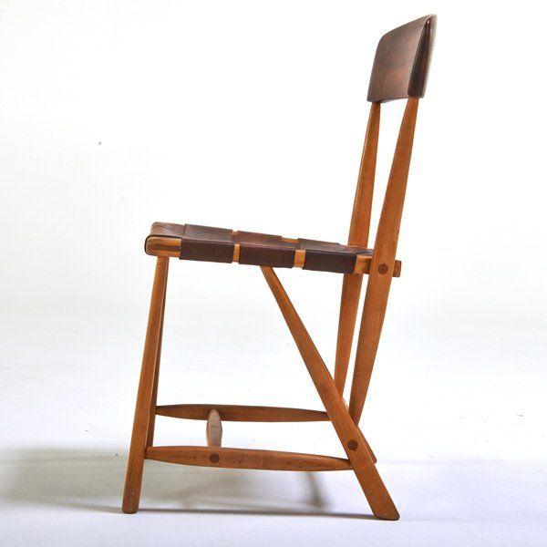 Wharton Esherick Side Chair 家具