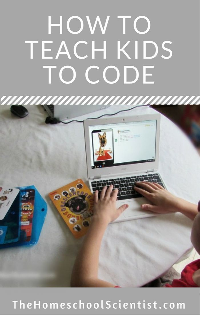 How to teach kids to code - The Homeschool Scientist - Bitsbox