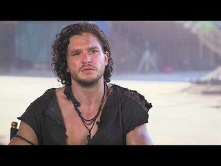 Pompeii: Kit Harington Interview --  -- http://wtch.it/h2PS8