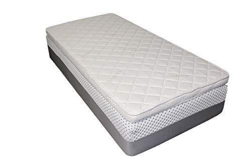Memory Foam Pillowtop Mattress Cover