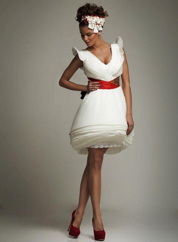 Konkoly Ági dress by Bélavári Zita