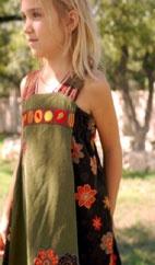 Feliz pattern with hilco and bizzkids fabric