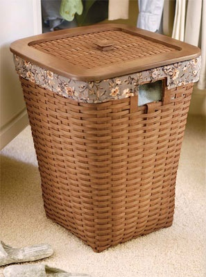 Longaberger Laundry Basket