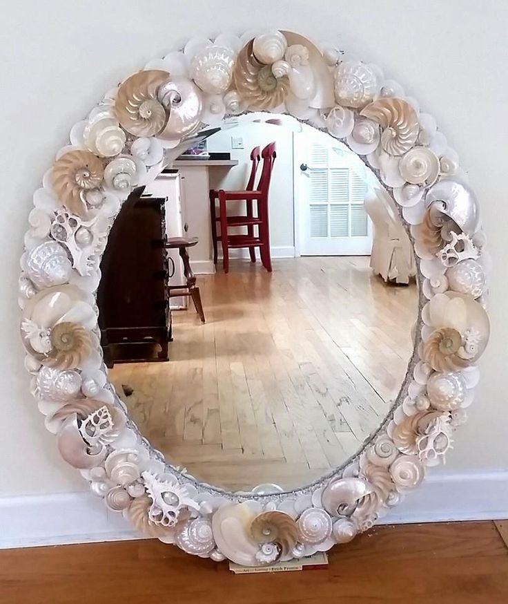 1485 Best Seashell Nautical Furniture Images On Pinterest
