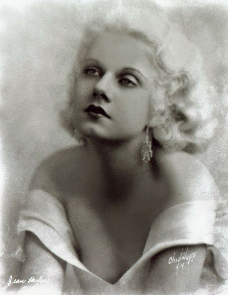 17 Best Images About My Favorite Hollywood Blondes 2 Harlow On Pinterest Wallace Beery
