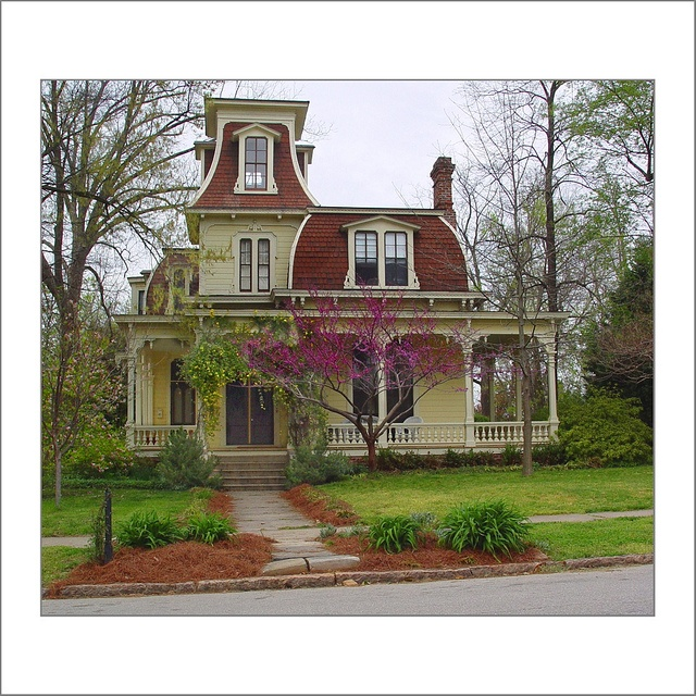 Top 19 ideas about second empire on pinterest the for Carolina house raleigh nc