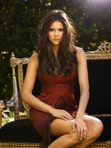 Nina Dobrev of The #Vampire #Diaries