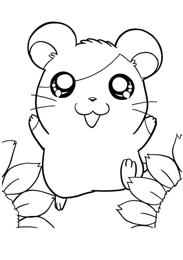 Happy Happy Hamtaro Coloring Pages Bulk Color Hamtaro Coloring Pages Coloring Pictures