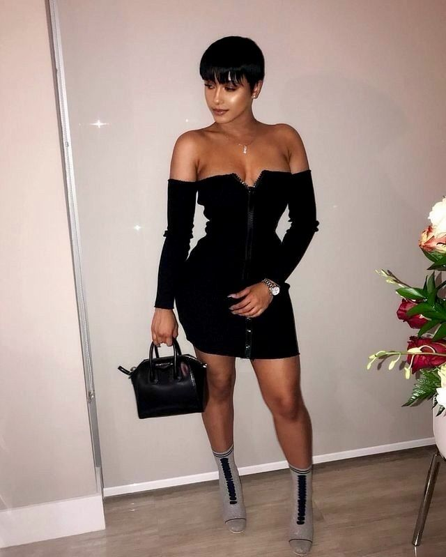 c589e1996 Dress is nice but those shoes....