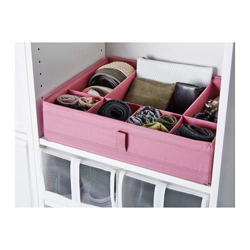 41 best images about kleding opbergen met ikea opbergers on pinterest labor day long weekend. Black Bedroom Furniture Sets. Home Design Ideas