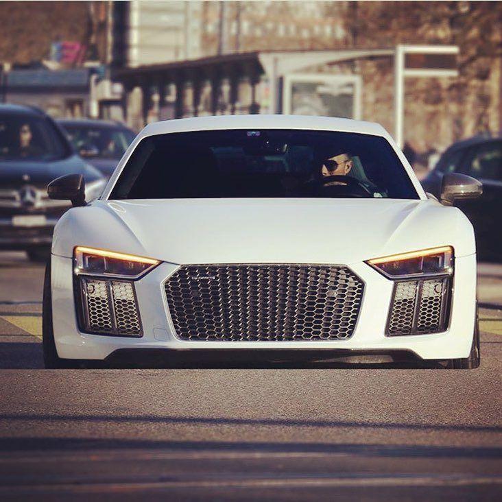Slammed 2016 Audi R8