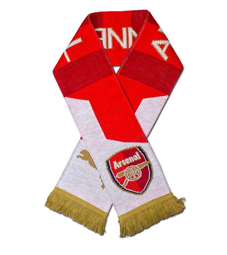 Arsenal FC Fan Winter Scarf