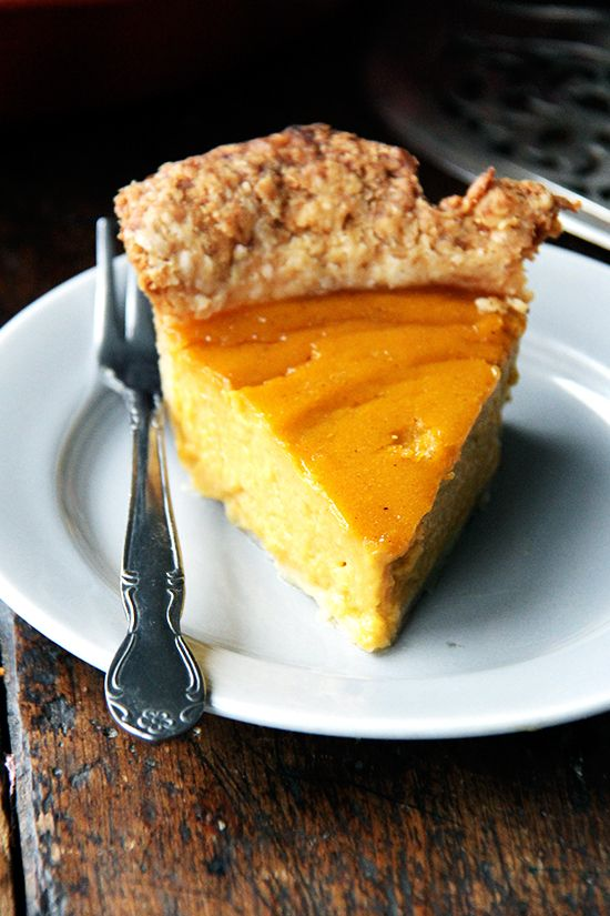 Ronnie Hollingsworth's Most Excellent Squash Pie // A Few Ideas for Thanksgiving - alexandra's kitchen