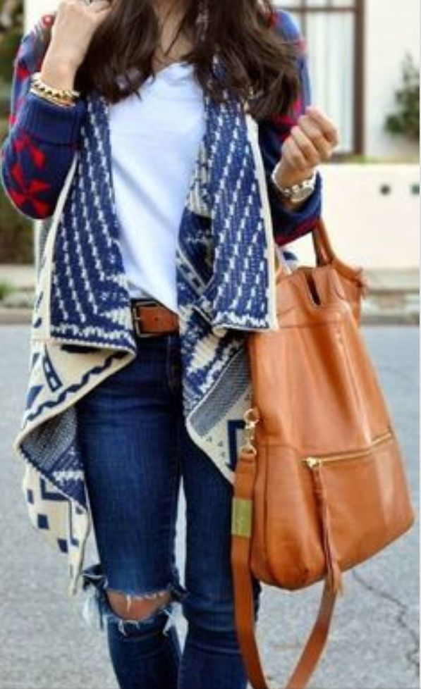 Oh yes! Just ordered this super cute Aztec cardigan for fall from #merchant31 :) love!