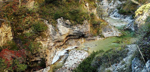 Gorges dans le parc naturel de l'Ötscher © Mostviertel Tourismus / weinfranz.at