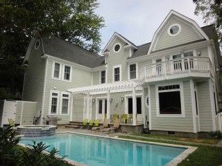 Rehoboth Beach House Rental: Fabulous 8 Bedroom, 8.5 Ba House With Pool/jacuzzi, 4500 Sq.ft   HomeAway- e