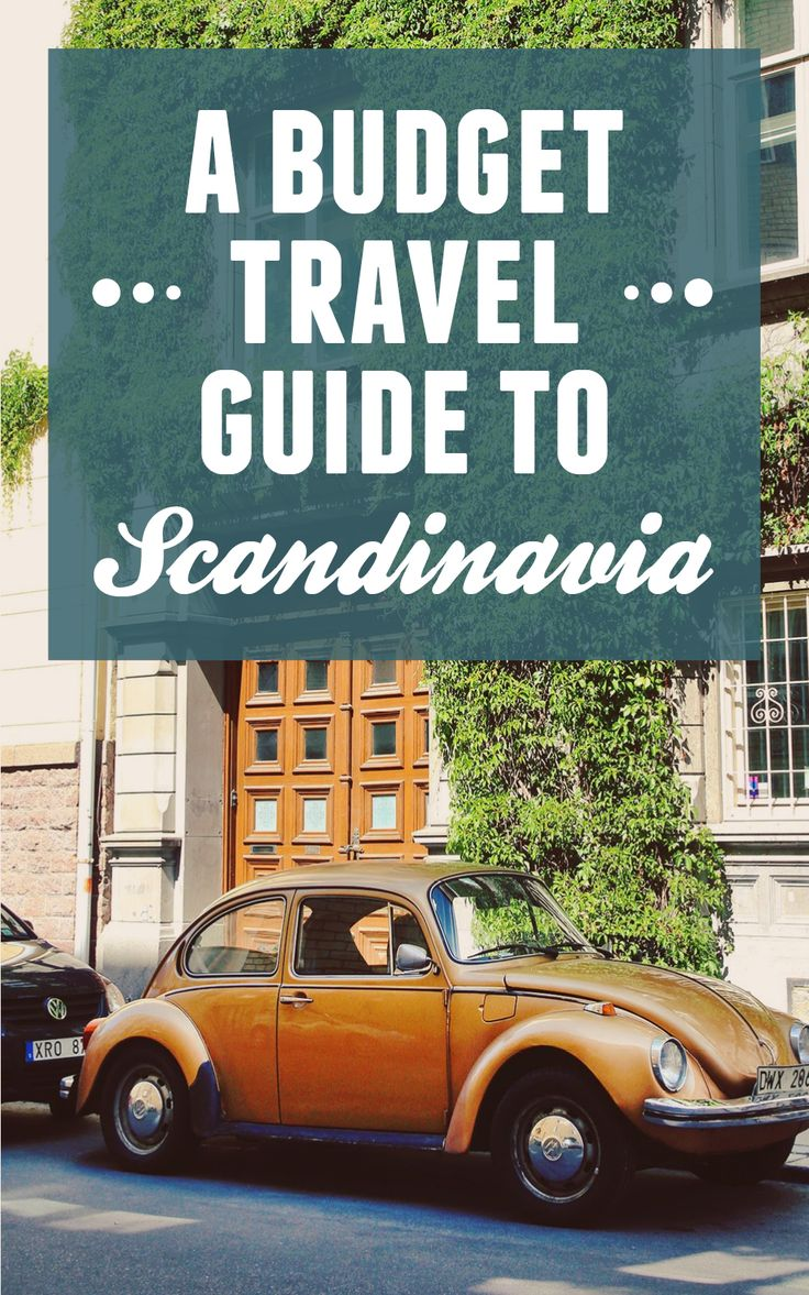 Travel to Scandinavia doesn't have to cost a fortune! Find this budget travel guide to Scandinavia over at Intrepid Travel
