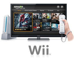 Amazon Instant Video for Wii