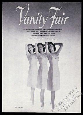 Image result for vanity fair lingerie ads