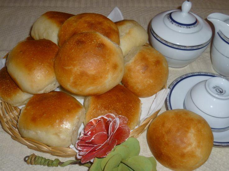 panini morbidi dolci, ricetta lievitata