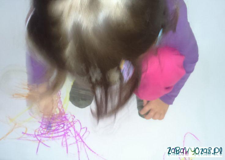 Rysowanie w wannie