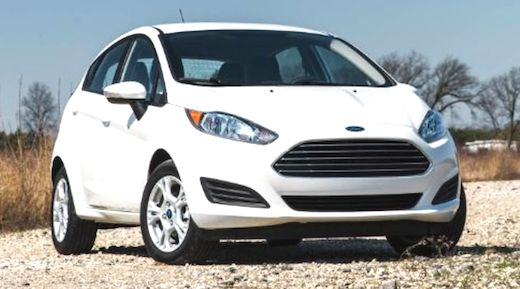 2019 Ford Fiesta Hatchback Though the Carnival might be tiny, it is still mighty fierce. An interesting five-speed manual comes criterion