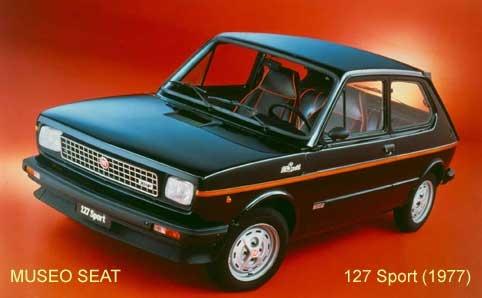 Seat 127 Sport '77                                                                                                                                                                                 Más