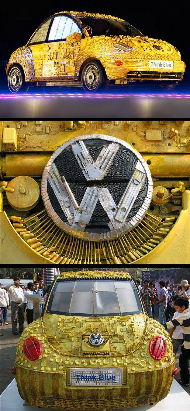 18 best Volkswagen Concept cars images on Pinterest | Car volkswagen ...