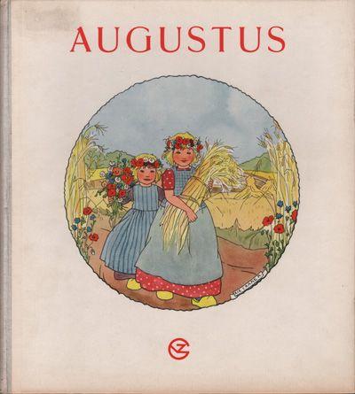 Rie Cramer, maandenboeken : Augustus, oogstmaand. 1