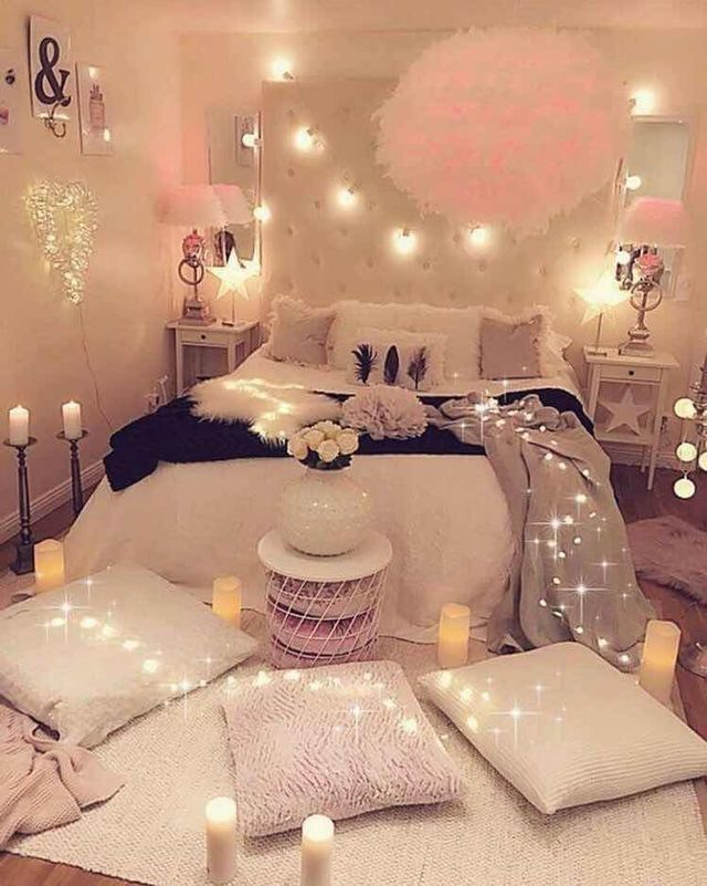 Pin By F Gallery On Girly Stuff Girl Bedroom Designs