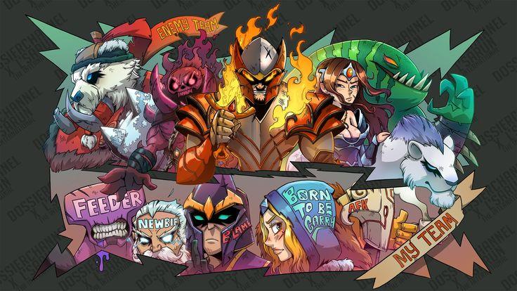 Videogame Dota 2 Dota Zeus Juggernaut Tusk Faceless Void Mirana Tidehunter Crystal Maiden Dragon Knight Hd Wallpaper In 2020 Team Wallpaper Dota 2 Wallpaper Dota 2