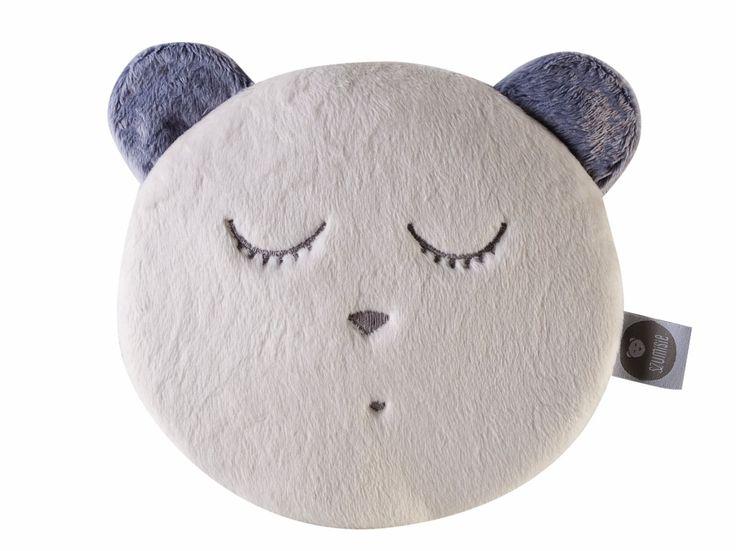 MyHummy Sleepy Head beroliger din babyen til søvn ved å avgi 1 av 5 mulige hvit støy: regn havbølger hjerteslag 2 hårtørkerlyder Sleepy Head er sydd med sertifiserte stoffer, tr