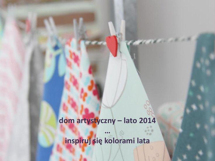 Lato2014  inspiruj się kolorami lata