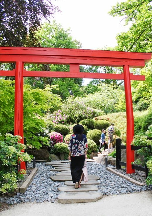 Japanese Garden (Japanischer Garten)