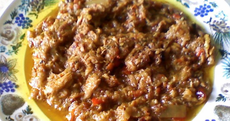 Kumpulan resep masakan online: Resep Babi Rica Rica Manado