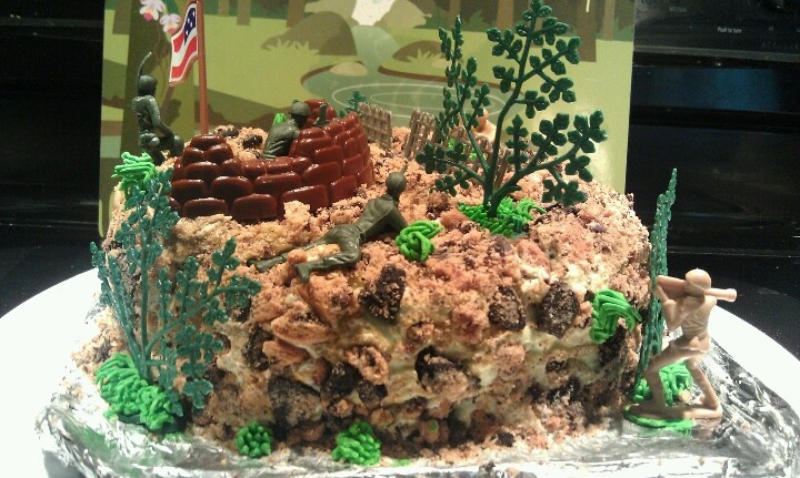 ... Army Men Birthday Cakes on Pinterest  Army men, Birthday cakes and