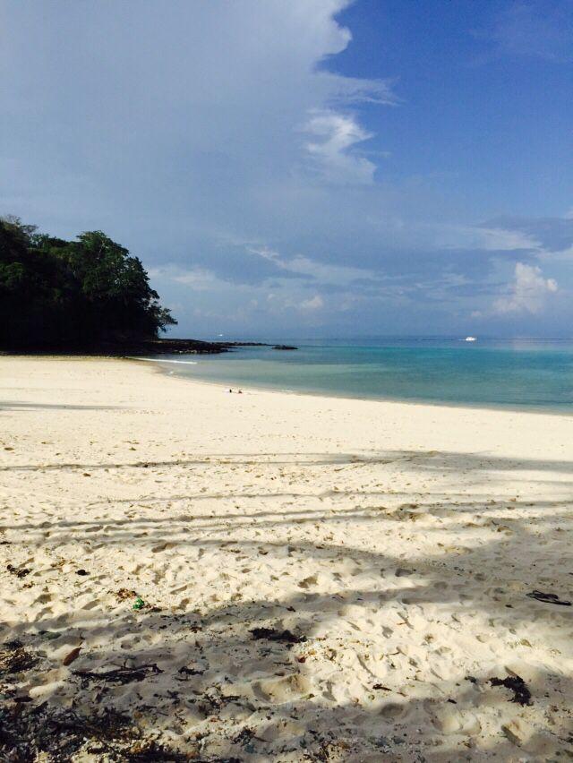 Playas de Isla Contadora, Panama .