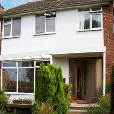 Image result for before and after exterior house terraced