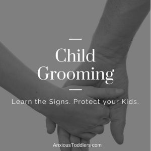 Child grooming. Nobody thinks it can happen to them. Learn the signs. Protect your kids. A Must Read for anyone with children!