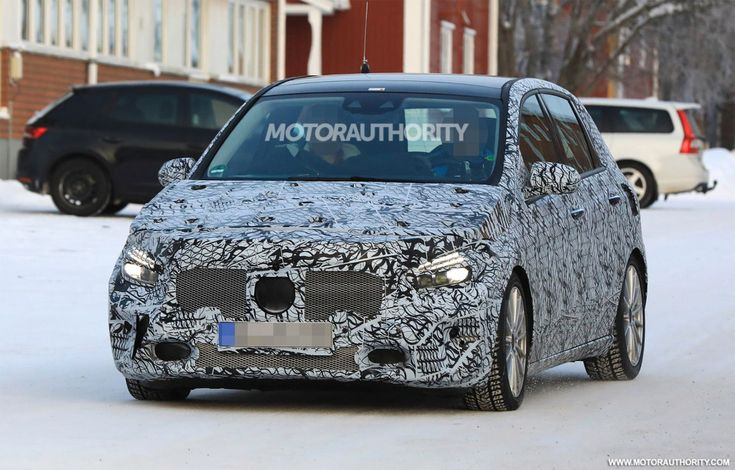 Mercedes-Benz engineers are currently out testing prototypes for a redesigned B-Class minivan. The car represents just one of eight body styles Mercedes plans for its next-generation compact car family, the first member of which will be a redesigned A-Class hatchback debuting in early 2018. Others will include replacements for the CLA, CLA Shooting Brake…