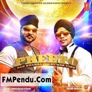 Preeto Kuwar Virk, Kam Bhamra Latest Mp3 Song Lyrics Ringtone