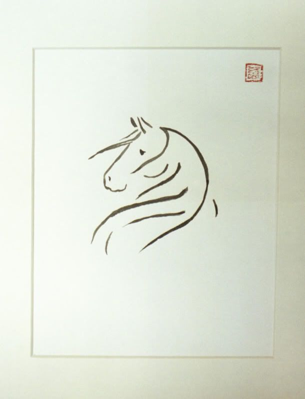 Horse Line Drawing Tattoo : Best simple horse drawing ideas on pinterest