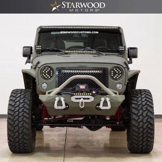 #starwoodmotors  #Jeep #JeepWrangler #CustomJeep #JeepMods #JeepLife #Offroad