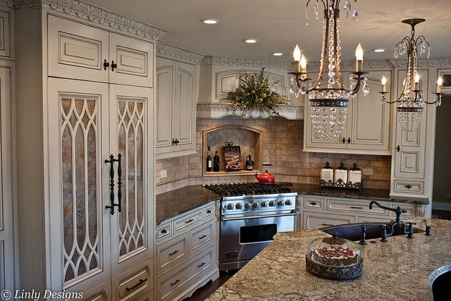 Kitchen Remodel by Linly Designs, via Flickr