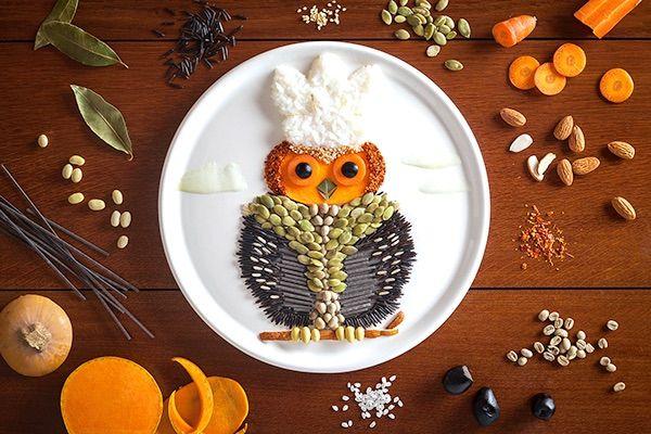 Smart Chef Netherlands Food Illustration