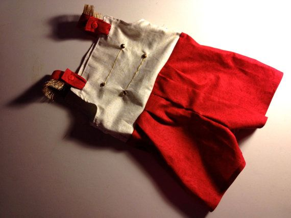 Prince Charming Shortalls by myfunclothes on Etsy